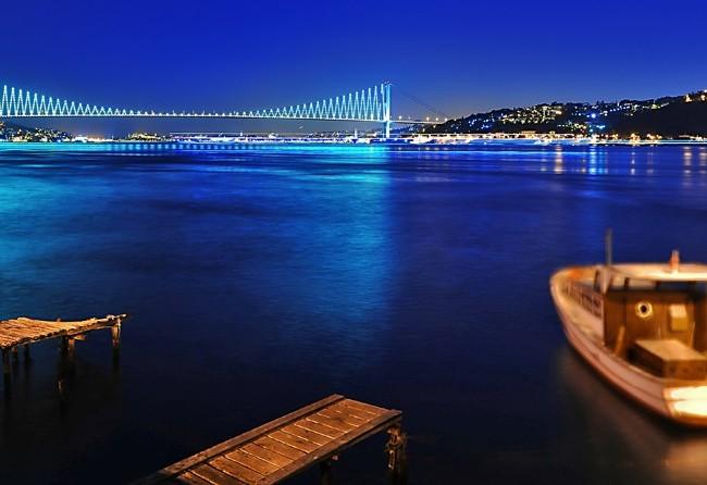 İstanbul ve Gece – THY Skylife