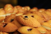 Vişne Dolgulu Muffin
