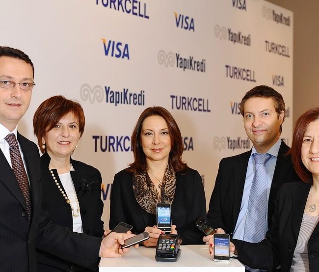 Visa Europe Basın Toplantısı